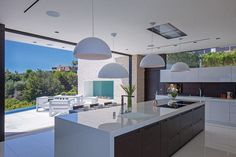 Fotos de cocinas modernas - 75 variantes en tendencias.