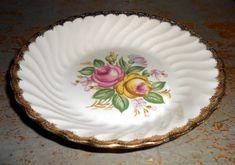 Vintage Bowl Royal China Quban Royal Salad Bowl by TheBackShak, $9.00