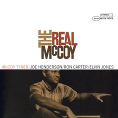 "McCoy Tyner's brilliant 1967 Blue Note debut ""The Real McCoy"" is one of the 5 new #BlueNote75 vinyl reissues out this week! Find the full list & buy links here: http://www.bluenote.com/vinylreissues.html"