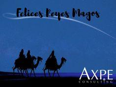 Felicitación de Reyes de AXPE Consulting #FelicesReyes #FelicesReyesMagos #ReyesMagos #Reyes2018 #Regalos
