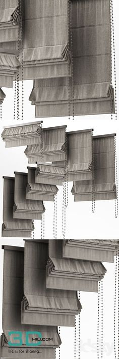 Curtains 21 Blinds Model available on Turbo Squid, the world's leading provider of digital models for visualization, films, television, and games. 3d Models, 3d Max, Curtains With Blinds, 21st, Design, Home Decor, Decoration, Awesome, Engineering
