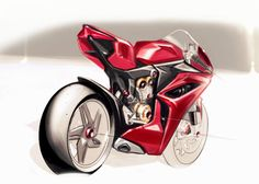 1x1.trans Design Sketches that Brought Ducati 1199 Ducati Motorcycles, Cars And Motorcycles, Bike Sketch, Motorbike Design, Futuristic Motorcycle, Car Design Sketch, Super Bikes, Automotive Design, Designs To Draw