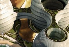 Organic Cities Luca Curci Architects
