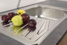 Nerezový vestavný dřez 78x18x48 cm : SAPHO E-shop Plastic Cutting Board, Kitchen, Shop, Cooking, Kitchens, Cuisine, Cucina, Store