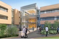 North Park University Johnson Science and Community Life Center, Chicago IL | VOA Associates, Architects