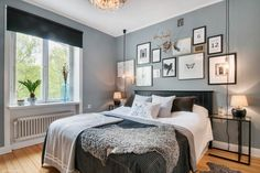 Master bedroom decor tips; In order to include a flair of prestige to a space they are utilized for the elegant look. Bedroom Updates, Home Bedroom, Bedroom Interior, Bedroom Styles, Master Bedroom Interior, Master Bedrooms Decor, Simple Bedroom, Bedroom Decor, Remodel Bedroom