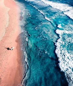 Anyone can give up; it is the easiest thing in the world to do. But to hold it together when everyone would expect you to fall apart, now that is true strength Photography by @zandrones #earth_deluxe #beach #drone