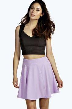 Roseanna Flippy Style Skater Skirt