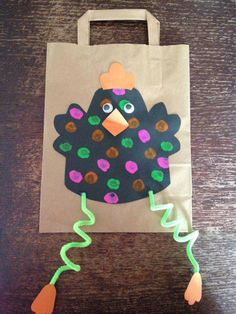 Crafts For Girls, Diy And Crafts, Arts And Crafts, Bird Crafts, Animal Crafts, Easter Activities, Craft Activities For Kids, Easter Art, Easter Crafts