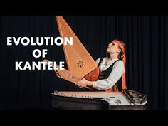 Kantele (Finnish Harp) - YouTube Harp, Evolution, Instruments, Thankful, Music, Youtube, Musik, Musical Instruments, Musique