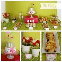 Owl Baby Shower Party - Owl Theme
