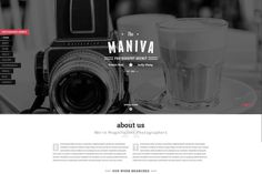 Photography Agency - WordPress Theme @creativework247