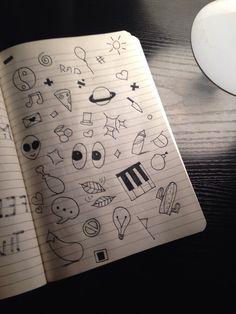 black, creative, draw, drawing, drawings, drawn, emoji, inspiration, little, emojis