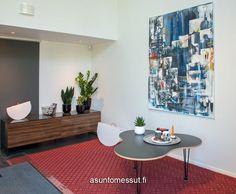 Mediakeskus / senkki | Asuntomessut