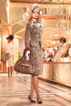 Tweed Indeed™ Barbie® Doll | Barbie Collector