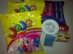 Marshmallow fondán na poťahovanie tort - falošný marcipán (fotorecept) - obrázok 1