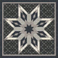Fur Elise Star Quilt Top - Not Quilted in Crafts, Sewing & Fabric, Quilting | eBay