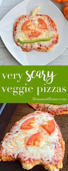 Very Scary Veggie Pizzas Other Recipes, Meat Recipes, Veggie Pizza, Very Scary, How To Make Pizza, Meat Lovers, Recipe Community, Italian Seasoning, Hocus Pocus