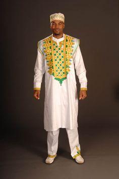 Modern Traditional Attire Of Nigeria - Culture (2) - Nigeria