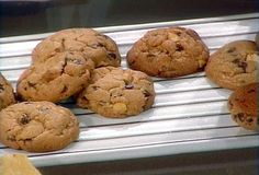 Peanut Butter Cookies recipe from Good Food Fast with Family Circle via Food Network