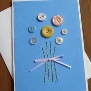 Cute easter or spring hand made cards.