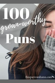 100 Puns to Make You Roll Your Eyes, Groan, and Shake Your Head Homeschool High School, Homeschool Blogs, Homeschooling, Creamy Chicken And Rice, Visual Puns, Best Puns, Joy Of The Lord, Your Head, The 100