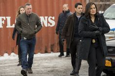 Law and Order SVU and Chicago P.D.