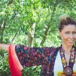 recicla un kimono con flecos
