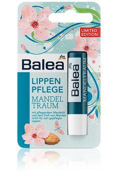 Balea Lippenpflege Mandeltraum