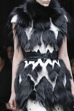 Alexander McQueen's Fall 2011 Ready-to-Wear Collection