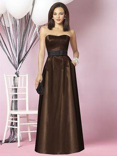 After Six Bridesmaids Style 6630 http://www.dessy.com/dresses/bridesmaid/6630/#.UhEjc2wo7ug