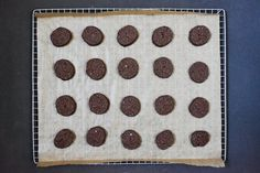 Gluten-free Chocolate Sablés (Just 4 Ingredients!). Ingredients 200 grams (2 cups) almond flour 40 grams (1/3 cup) unsweetened cocoa powder 40 grams (3 tablespoons plus 1 teaspoon) coconut sugar or unrefined cane sugar (such as Rapadura) 100 grams (7 tablespoons) unsalted butter, softened 3/4 teaspoon fine sea salt