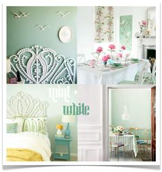 10 Rooms: Move Over Turquoise, There's A New Girl In Town!
