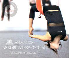 Aeroyoga Institute Formación de Profesores de Yoga Aéreo® y Pilates Aereo®: Aeroyoga Barcelona www.aeroyoga.es