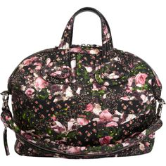 """""""Bag Lady! Indulge in a great bag that is proportionate to your body but structured in trend.""""  GIVENCHY Medium Nightingale Satchel, $2,690, barneys.com"""