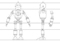 Major Project: Robot design – Lucy Ashfield