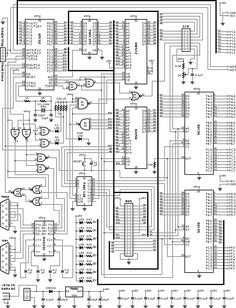Pin diagram of 8051 microcontroller with description 8051 schematic diagram ccuart Image collections