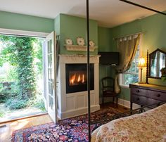 #Travel: Cozy long-weekend inn's: Buttermilk Falls Inn, Milton, New York