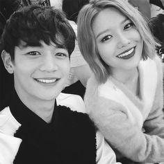 Minho & Sooyoung | Choi babes