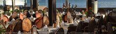 Maspalomas Ristorante Grand'Italia. Boulevard el Faro. Gran Canaria (España). Poltrone Corda Oro Antico di GBS Firenze. Ferro battuto e decorato a mano. Made in Italy
