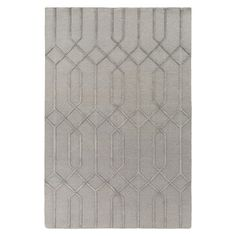 Hutton Slate Hand Knotted Rug | Arhaus Furniture