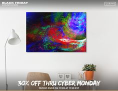 Discover «7-66cBB», Limited Edition Canvas Print by Glink - From $59 - Curioos