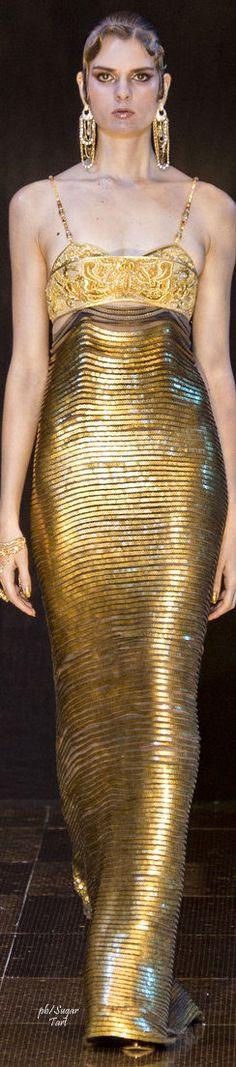Guo Pei Fall 2016 Couture
