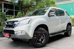 ขายรถอเนกประสงค์ ISUZU MU-X อีซูซุ รถปี2014 สีขาว
