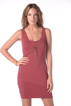 Synergy Clothing Tank Panel Dress - Women's