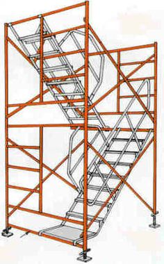 Scaffold Sales On Line Stair Kits For Scaffold Towers