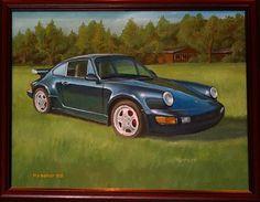 Porsche 911 (964) by Róbert Mascher