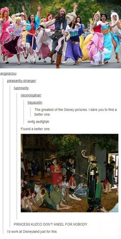 This combines two of my favorite fandoms ever I LOVE THIS