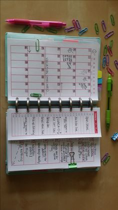 Planner Idea