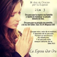 dia tres #consejoscristianos